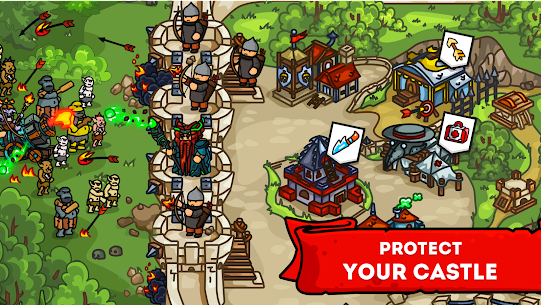 Towerwall MOD APK 1.1.1 (Unlimited Money/points) 14