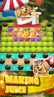Mini Juice - Dogs vs cats for fruit juicy