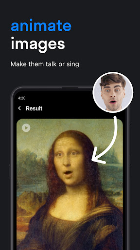 Reface: Face swap videos and memes with your photo screen 2