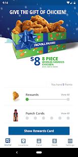 royal farms rewards hack