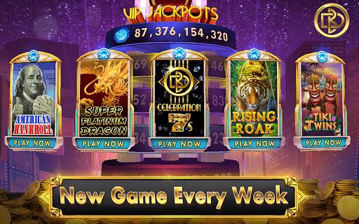 SLOTS - Black Diamond Casino apkslow screenshots 11
