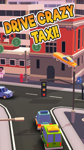 Taxi Run - Crazy Driver 1.28.2 screenshots 17