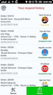 Rada - fix and repair services booking 1.8.5 Screenshots 6
