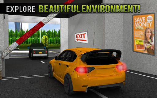 Drive Thru Supermarket: Shopping Mall Car Driving 2.3 Screenshots 13
