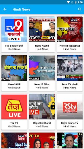 Foto do Free Live TV Channels - Telugu,Tamil,Hindi,Kannada
