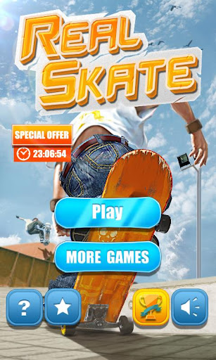 Real Skate 3D 1.7 Screenshots 5