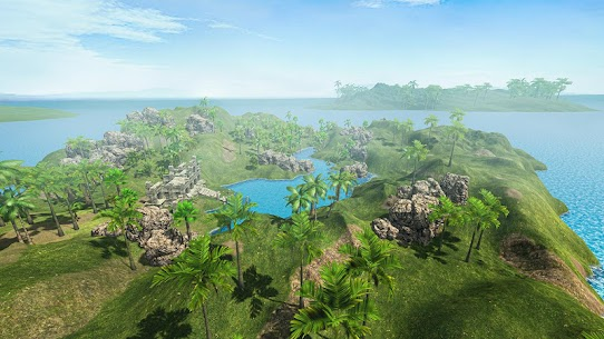 Survival Games Offline free: Island Survival Games 2