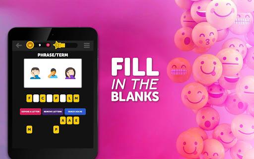 Guess The Emoji - Trivia and Guessing Game! 9.52 screenshots 22
