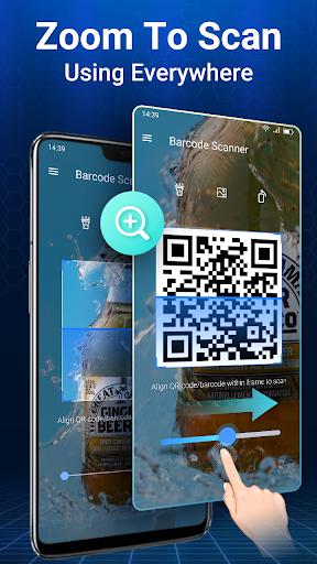 QR Code Scan & Barcode Scanner  screenshots 5