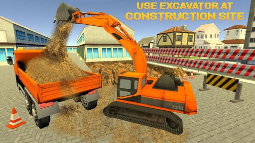 High School Building Design - Construction Games  screenshots 2