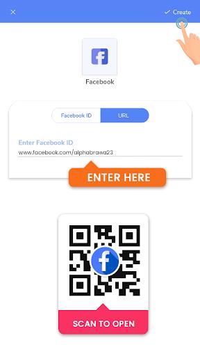 QR Code Reader - Fast Scan, Barcode & QR Scanner android2mod screenshots 8