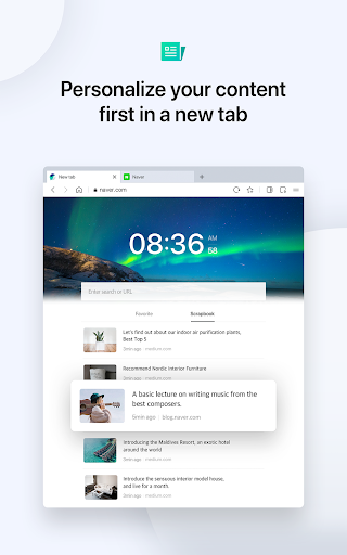 Naver Whale Browser  screenshots 18