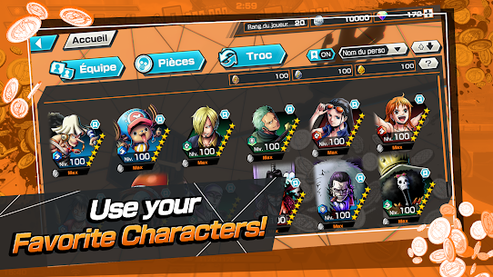 ONE PIECE Bounty Rush Ver. 40200 MOD Menu APK | Dumb AIs | No Skill Cooldown 3