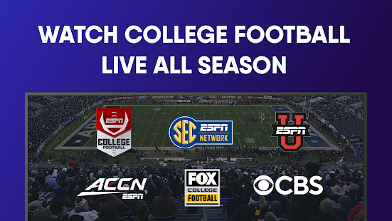 fuboTV: Watch Live Sports & TV screenshots 18