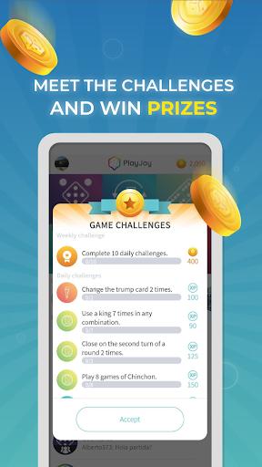 PlayJoy: Ludo, dominoes, Uno, Chinchu00f3n and more...  screenshots 7