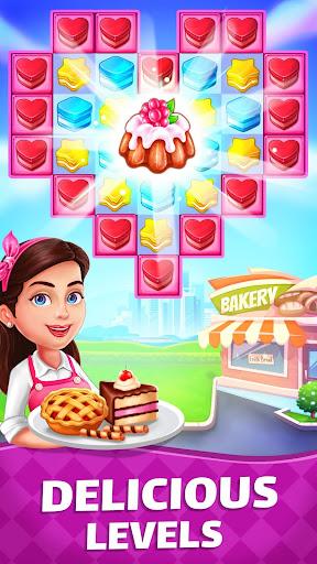 Cake Blast ud83cudf82 - Match 3 Puzzle Game ud83cudf70  screenshots 5