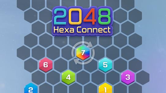 Merge  Block Puzzle – 2048 Hexa 7