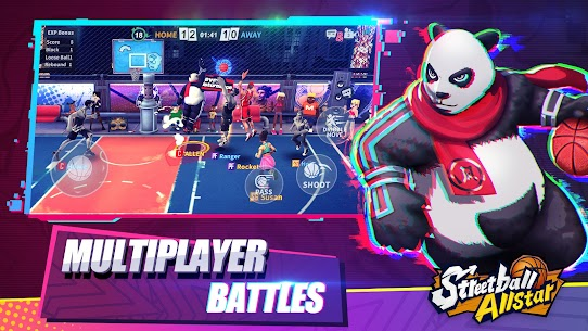 Streetball Allstar Apk Download NEW 2021 3