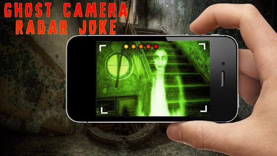 Ghost Camera Radar Joke 1.5 screenshots 3
