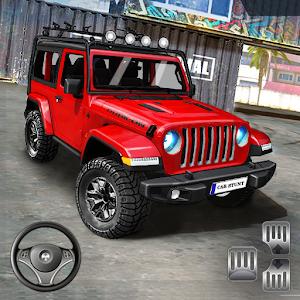 Extreme Jeep Stunts Mega RampFree Car Games 2021