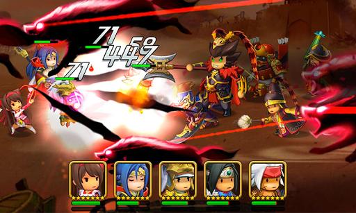 Kingdom Story: Brave Legion 2.58.1.KG screenshots 8