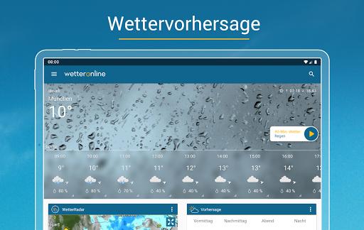 RegenRadar - Vorhersagen & live Wetterradar  screenshots 15
