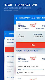 AnadoluJet Cheap Flight Ticket 2.2.1 Screenshots 5