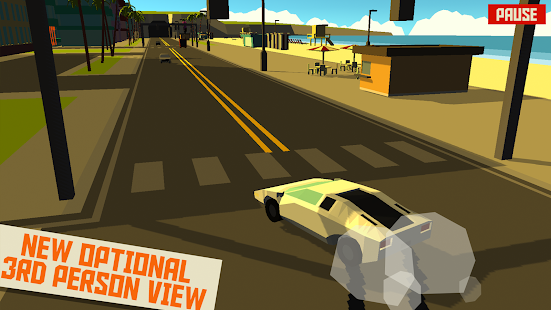 PAKO - Car Chase Simulator 1.0.8 Screenshots 12
