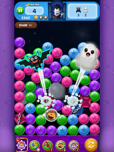 Spookiz Blast : Pop & Blast Puzzle 1.0061 screenshots 12