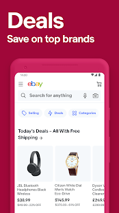 eBay: Buy, sell, and save straight from your phone Screenshot