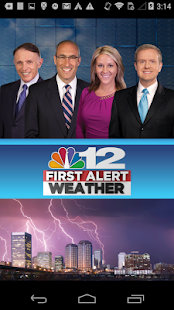 NBC12 First Alert Weather Screenshot