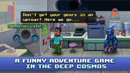 Odysseus Kosmos: Adventure Game 1.0.24 screenshots 2