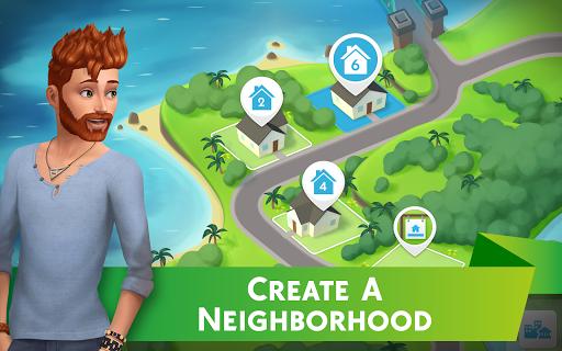 The Simsu2122 Mobile 25.0.0.108079 screenshots 9