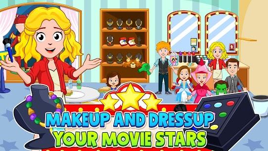 My Town  Movie Star  Cinema – Movie Game for Kids Apk Download 2021 4