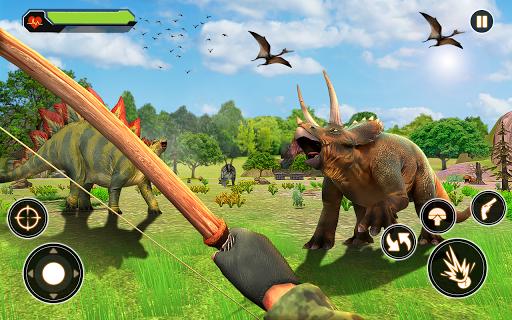 Dinosaurs Hunter Wild Jungle Animals Shooting Game apkdebit screenshots 3