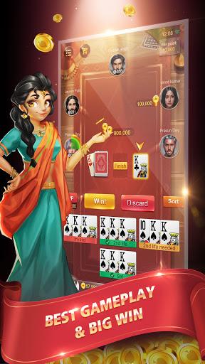 Rummy Tycoon: Play Free Online Indian Rummy Card screenshots 1