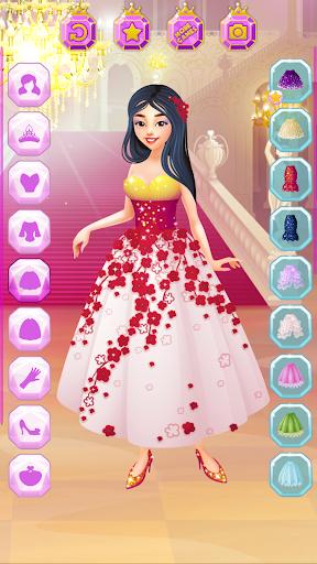Cinderella Dress Up  screenshots 2