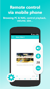 Nero Streaming Player Pro | Connect phone to TV 2.4.10 Apk 5