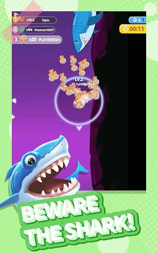Fish Go.io - Be the fish king Apkfinish screenshots 9