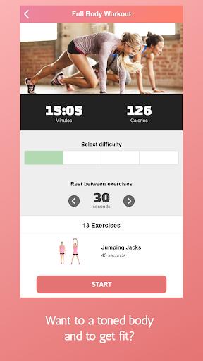 Foto do Workouts For Women - Fitness Plan for Women