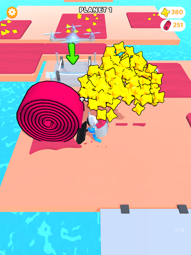 Spiral Craft 3D  screenshots 12