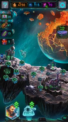 Star Miners (Hero-TD Sci-fi Game)のおすすめ画像4