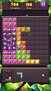 Color world - Free Wood Block Puzzle Game