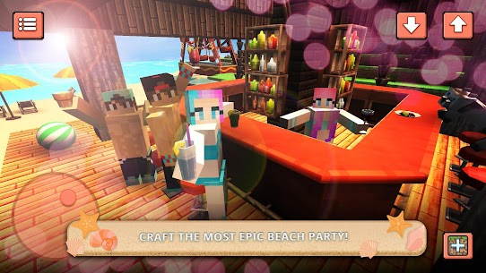 BEACH PARTY CRAFT for PC Free Download on Windows and Mac (100% Easy Guide) 5