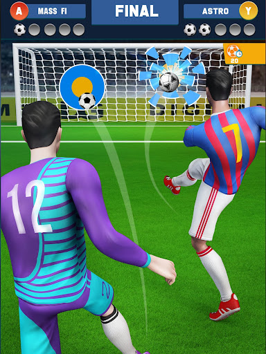 Soccer Kicks Strike: Mini Flick Football Games 3D screenshots 10