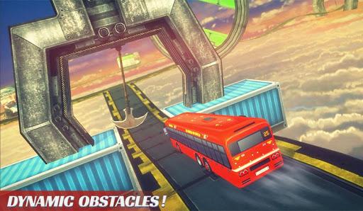 Télécharger Impossible Bus Sky King Simulator 2020 mod apk screenshots 1