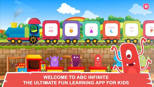 ABCInfinite Preschool Learning 6.4 screenshots 6