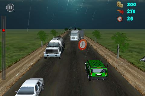 street racing car drive 3d screenshot 1