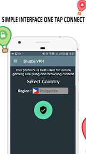 Shuttle VPN MOD APK 2.3 (Premium) 3