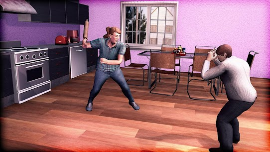 My Neighbour Scary Wife Prank 1.0.1 Mod APK Updated Android 1